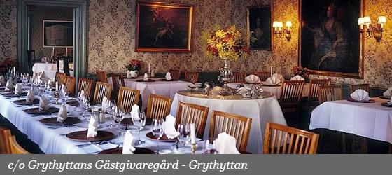 Grythyttans Gästgivaregård - Grythyttan